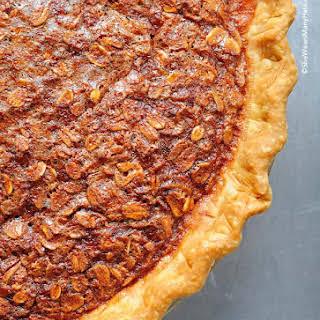 Oatmeal Pie.