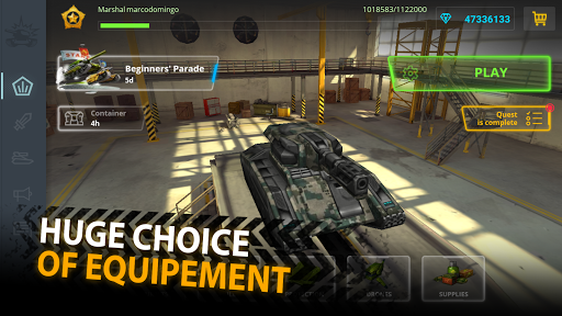 Tanki Online u2013 multiplayer tank action 2.255.0-22641-g7603ad5 2