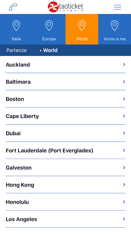 Ticketroyal - Specialisti in Royal Caribbean- screenshot