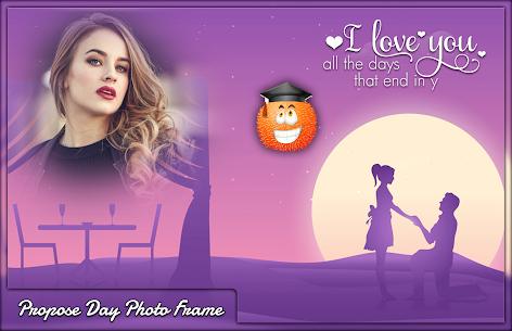 Propose Day Photo Frames 1.2 Download APK Mod 3