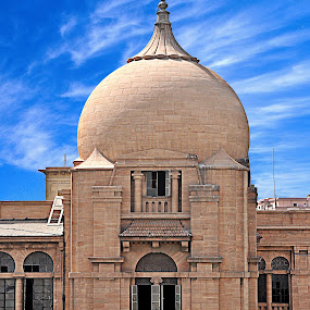 Old Architectural Building by Yasir Saeed - Buildings & Architecture Architectural Detail