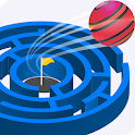 Maze – Swipe amaze roller splat satisfying games icon