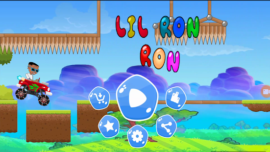 Lil Racing Games: Ronron car - náhled