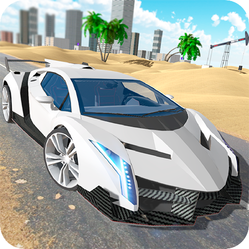 Car Simulator Veneno Icon