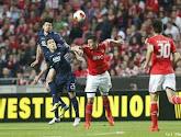 Un doublé de Rodrigo envoie Benfica en demis