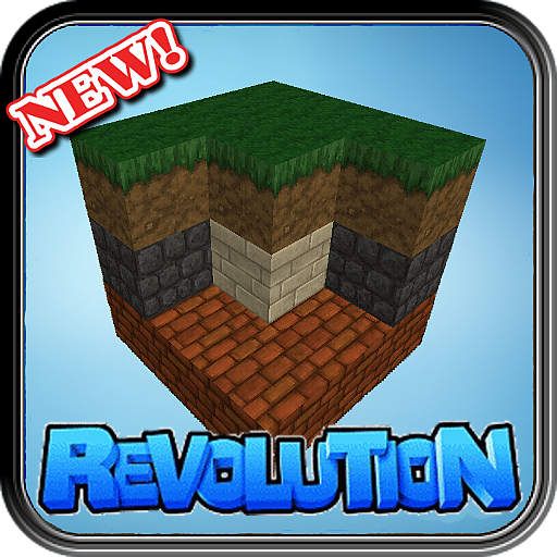 Mine Revolution craft