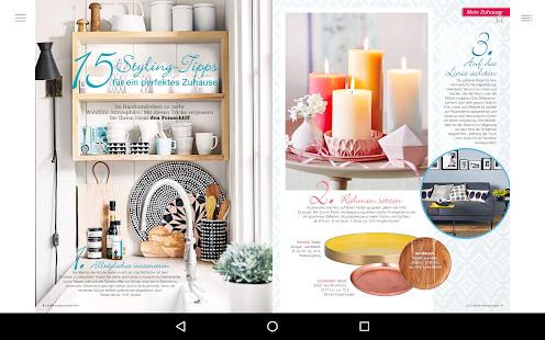 laura wohnen kreativ epaper apps on google play. Black Bedroom Furniture Sets. Home Design Ideas