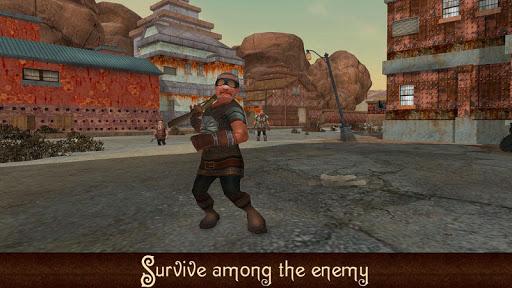 Rusty Desert Survival 3D