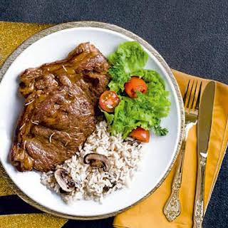 Roasted Beef Tenderloin.
