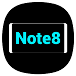 Note 8 Launcher - Galaxy Note8 launcher, theme 1.7 (Prime)