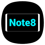 Note 8 Launcher - Galaxy Note8 launcher, theme