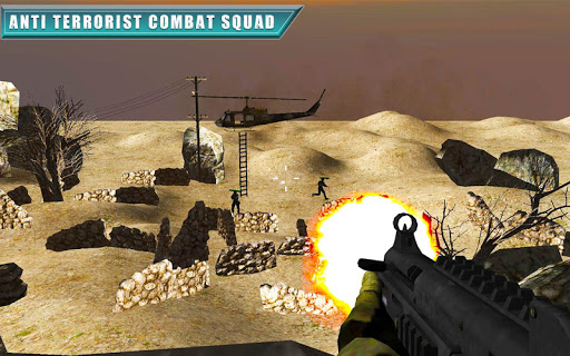 Modern Army Anti Terrorism War