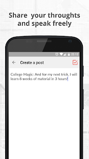 Secretwall - Posts nearby!- screenshot thumbnail