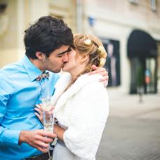 Wedding photographer Mikhail Bogatyrev (bogatyrev). Photo of 17.11.2014