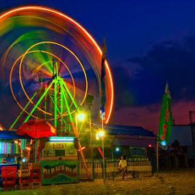 by Ayah Adit Qunyit - City,  Street & Park  Amusement Parks (  )