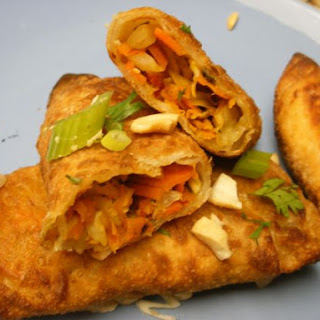 Curry Egg Rolls