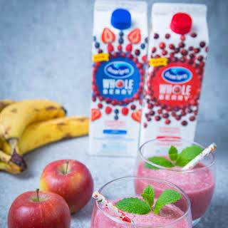 Cranberry Juice Banana Smoothie Recipes.