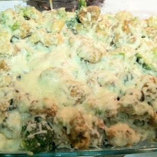 Creamy Chicken Gnocchi Bake