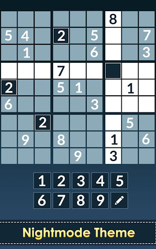 Sudoku Numbers Puzzle  screenshots 24