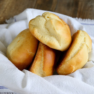 Quick Gluten Free Cottage Cheese Rolls