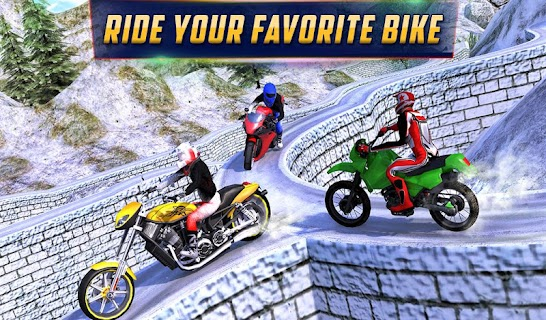 Crazy Offroad Hill Biker 3D screenshot 12