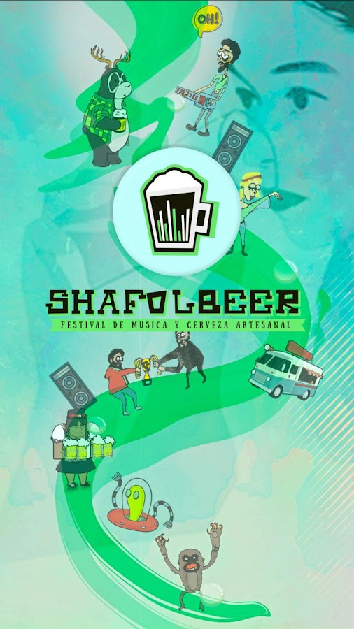 ShafolBeer: captura de pantalla