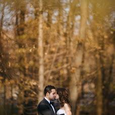 Wedding photographer Nazar Parkhomenko (Nazua). Photo of 20.01.2015
