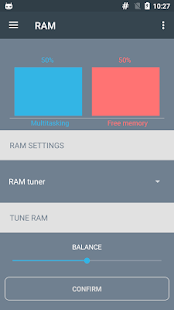 RAM Manager | Memory boost- screenshot thumbnail