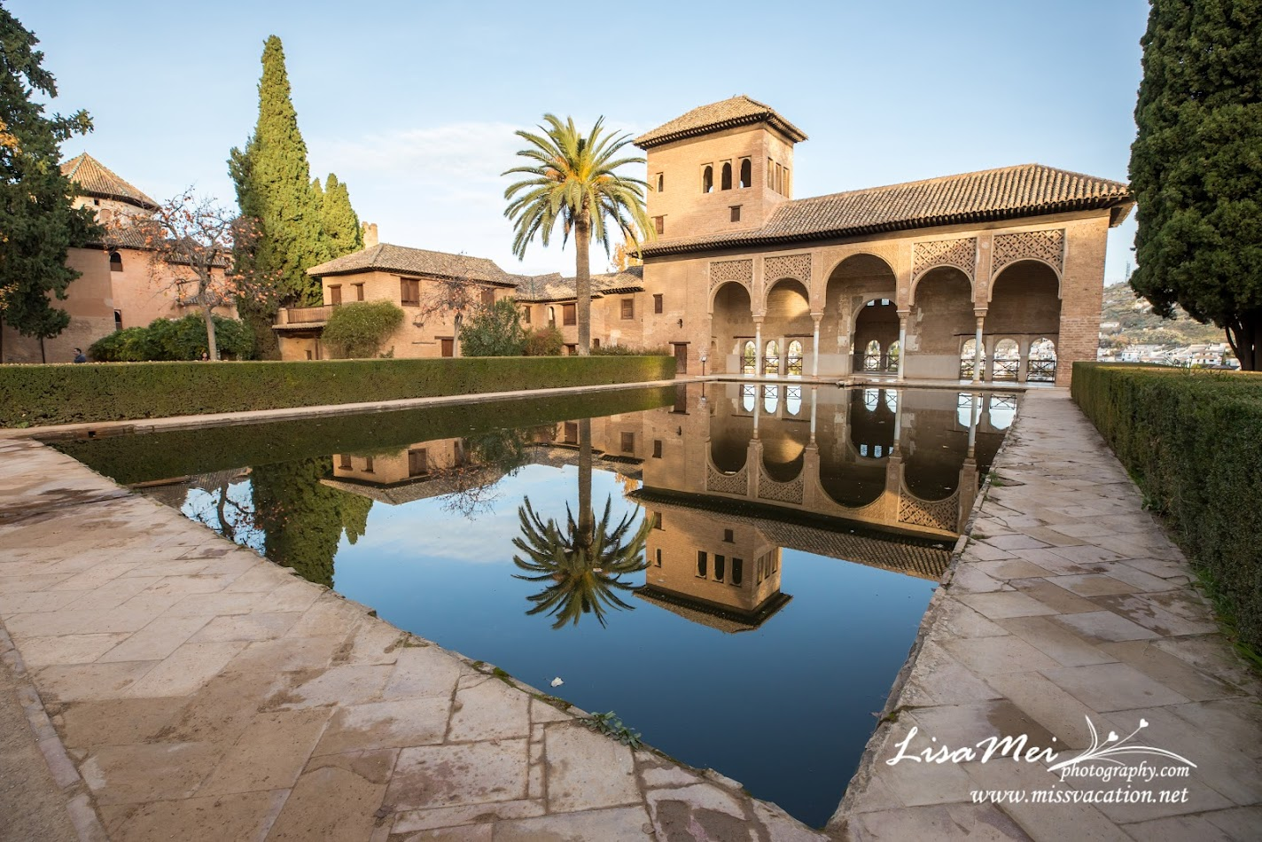 Thanksgiving 2017: Granada and the Famous Alhambra – Miss Vacation