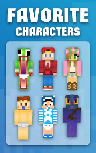 Baby Skins for Minecraft 1.0.6 screenshots 2