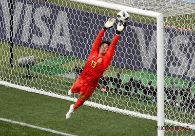 La statistique incroyable de Memo Ochoa à la Coupe du Monde