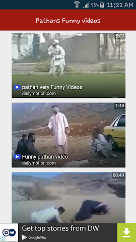 android Pathans Jokes Screenshot 2