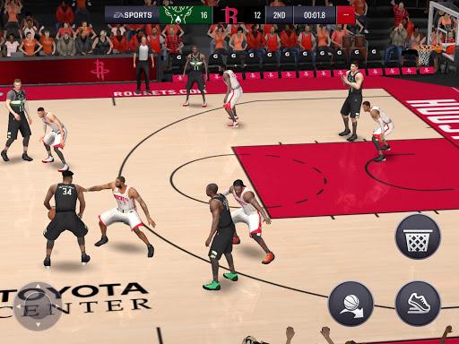 NBA LIVE Mobile Basketball screenshot 7