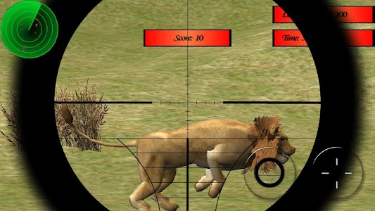 LION HUNTING: MASSACRE screenshot 2