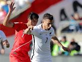 Un joueur péruvien a été sanctionné pour avoir imité Antoine Griezmann