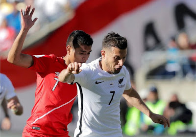 ? Un joueur péruvien a été sanctionné pour avoir imité Antoine Griezmann