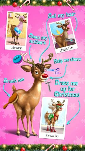 Christmas Animal Hair Salon 2 3.0.30001 screenshots 8