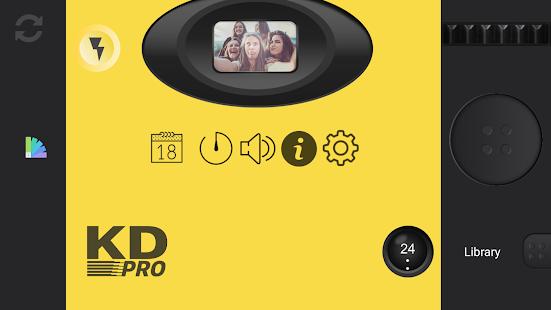 KD Pro Disposable Camera Screenshot
