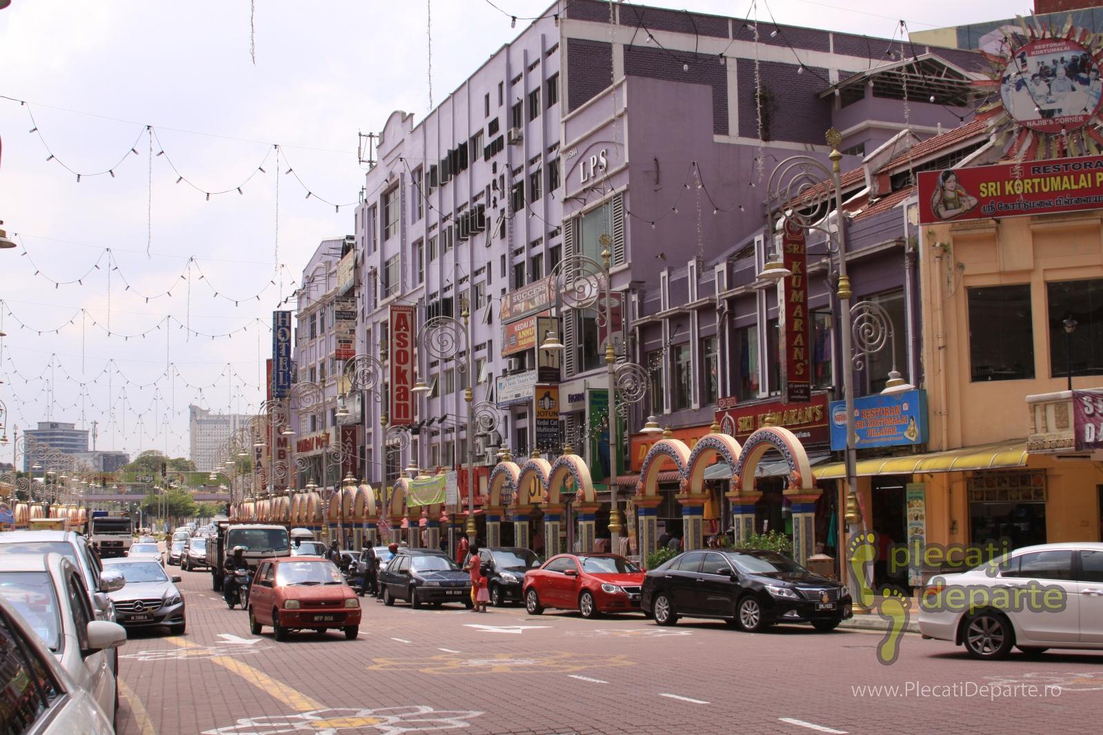 Cartierul indian din Kuala Lumpur, obiective turistice in 3 zile