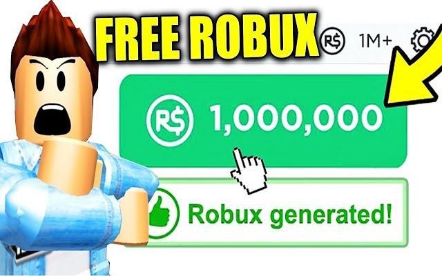 Free ROBUX | Roblox Free Robux Generator 2021