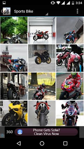 Sports Bike Wallpapers HD 1.0 screenshots 23