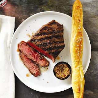 Perfect Grill-less Steak.