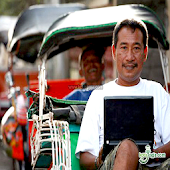 Becak City Tour