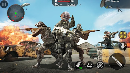 Encounter Strike:Real Commando Secret Mission 2020 1.1.5 Mod Screenshots 17