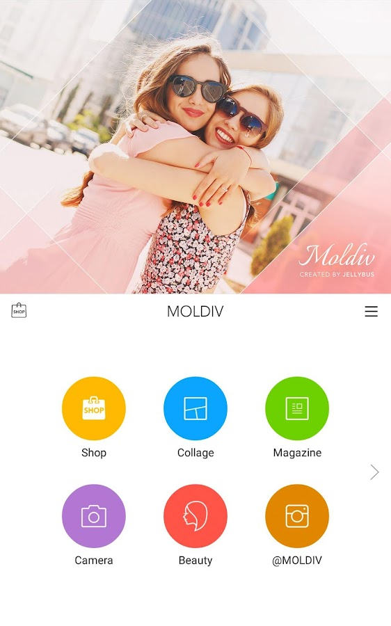 MOLDIV by JellyBus- screenshot