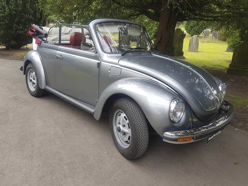 Volkswagen Beetle 1303 S Ls Convertible Hire Worthing