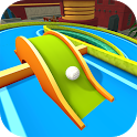 Mini Golf 3D City Stars Arcade - Multiplayer icon