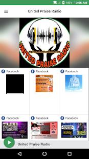 United Praise Radio - náhled