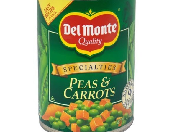 Add the ground beef, scrambled eggs, peas & carrots. Mix well. Enjoy!