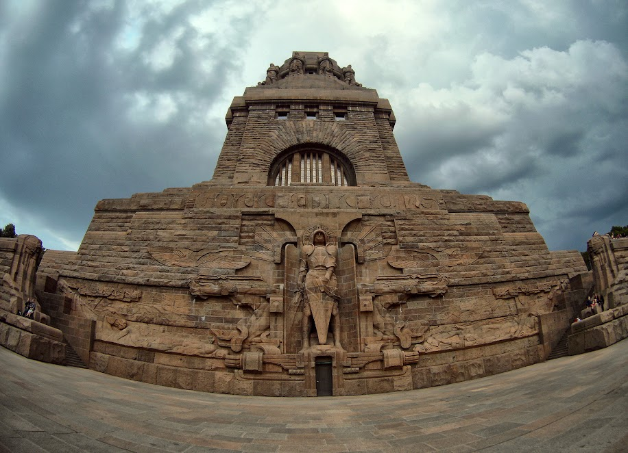 памятник Битва народів